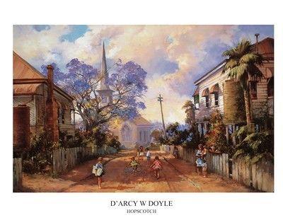 91 D-'Arcy Doyle- Hopscotch