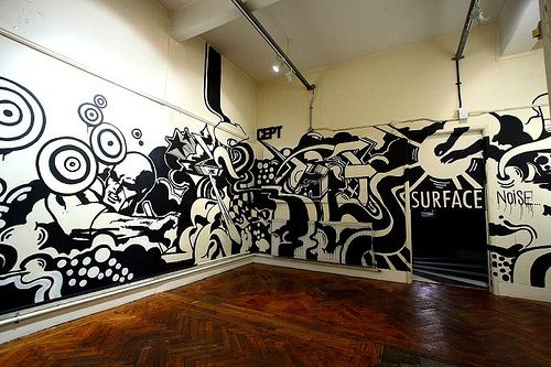 Wall Designs To Paint : Wall painting designs some creative ideas