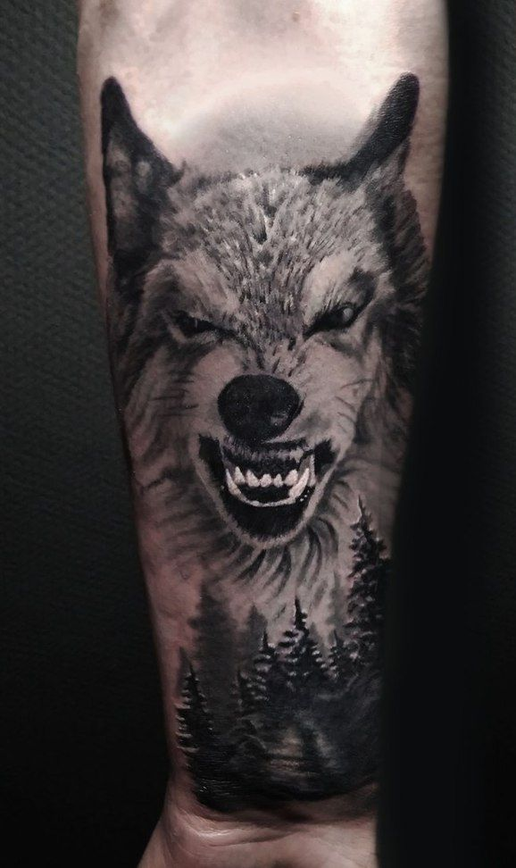 Awesome Wolf Tattoo Ideas C Tattoo Artist Pasha Dubrovsky Wolf Tattoos Animal Tattoo Wolf Tattoo