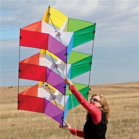 Itw Elevation Box Kite Box Kite Diy Kite Kite