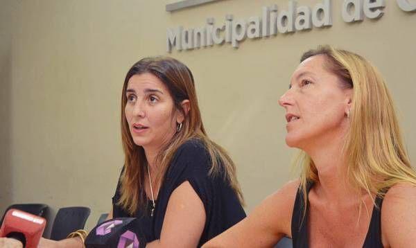 El Municipio adhiere al Paro Nacional del Mujeres