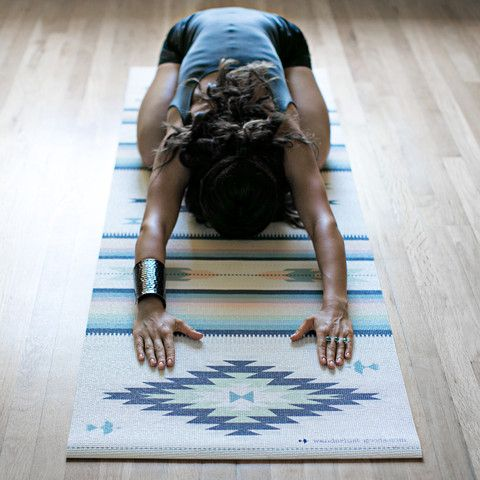 Ayampe Yoga Mat – Vagabond-goods