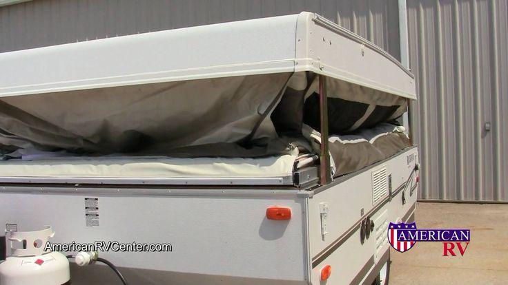 Popup (Folding/Tent Camper) Setup and Use Walkthrough Demonstration - American RV Center