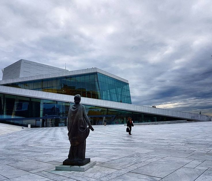 Opera #Oslo #norway . . . . . #visitnorway #visitoslo #norge #norgebilder #ig_europa #picoftheday #wanderlust #livelife #theglobewanderer #traveldeeper #bucketlist #exploretocreate #liveauthentic #traveling #vacation #visiting #instatravel #travelinggold #bbctravel #instago #instagood #trip #holiday #photooftheday #fun #travelling #tourism
