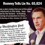 Ohio's Three Leading Newspapers Blast Romney's 'Jeep-To-China' Lie In Critical Swing State