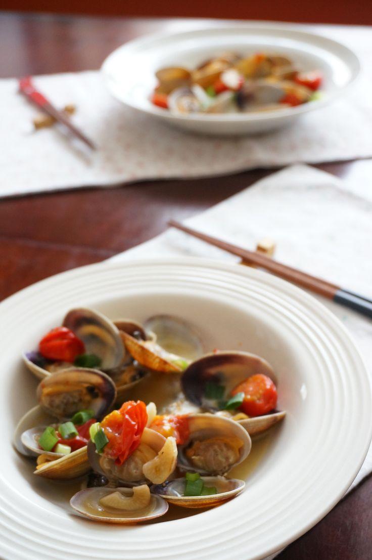 たらとアサリのアクアパッツァ by 海老沢 直美 | レシピサイト「Nadia | ナディア」プロの料理を無料で検索