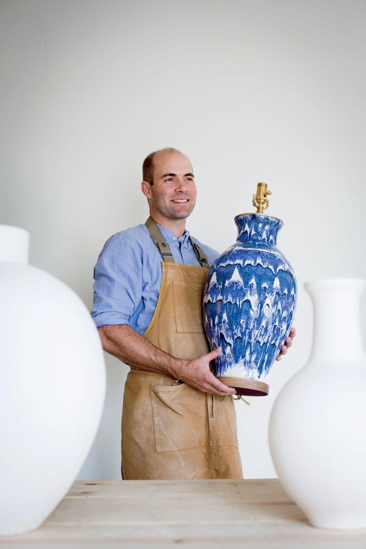 Feats of Clay: Paul Schneider Ceramics – Garden & Gun