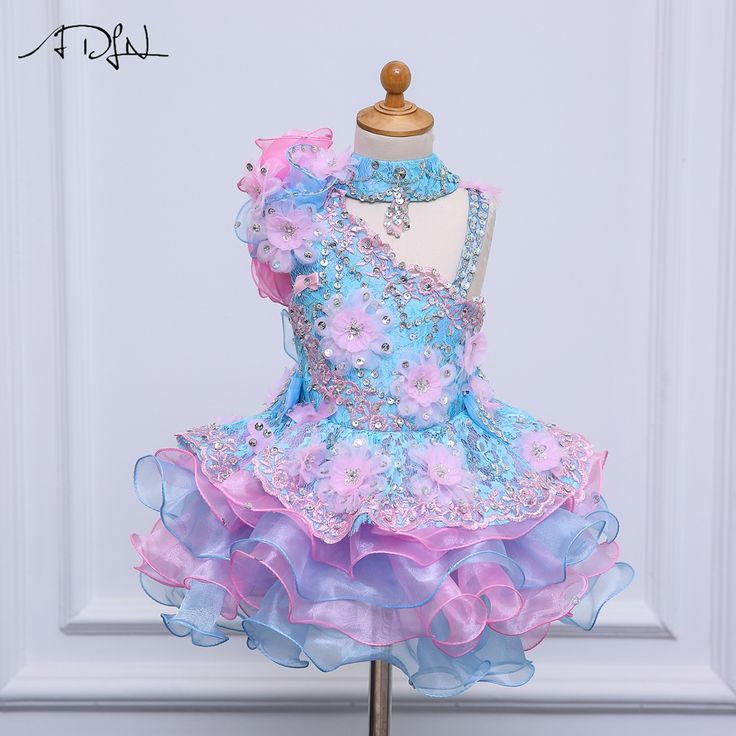 ==> [Free Shipping] Buy Best ADLN Little Flower Girls Dresses for Weddings Baby Party Sexy Children Images Dress kids Prom dresses Evening gowns Online with LOWEST Price | 32821206407