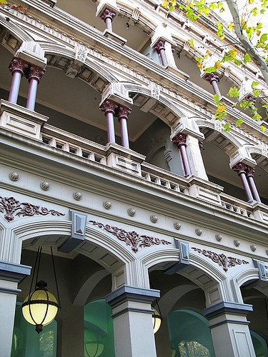 Collins Street Architecture - Melbourne by Dean-Melbourne, via Flickr
