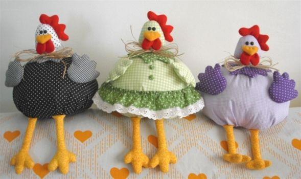 Comadres gallinas