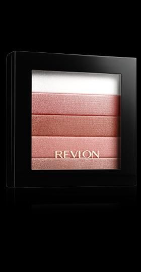Revlon® Highlighting Palette. ALL-OVER SUNKISSED GLOW. My Shade: BRONZE GLOW.