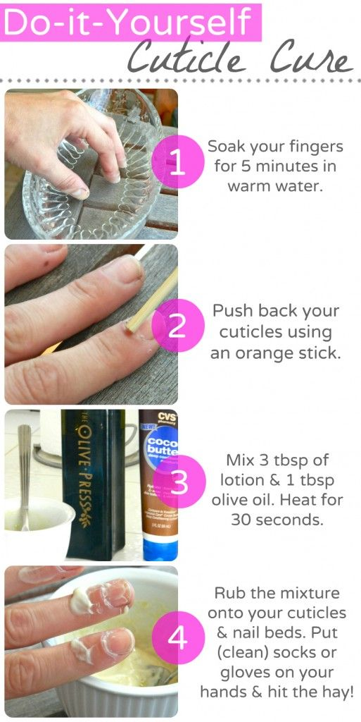 Fotos de moda   33 consejos útiles para una manicura DIY   http://soymoda.net