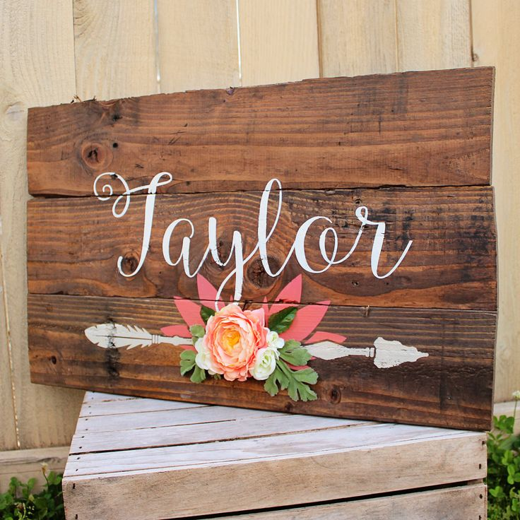 30 best images about baby on pinterest signs rustic for Signs for little girl rooms