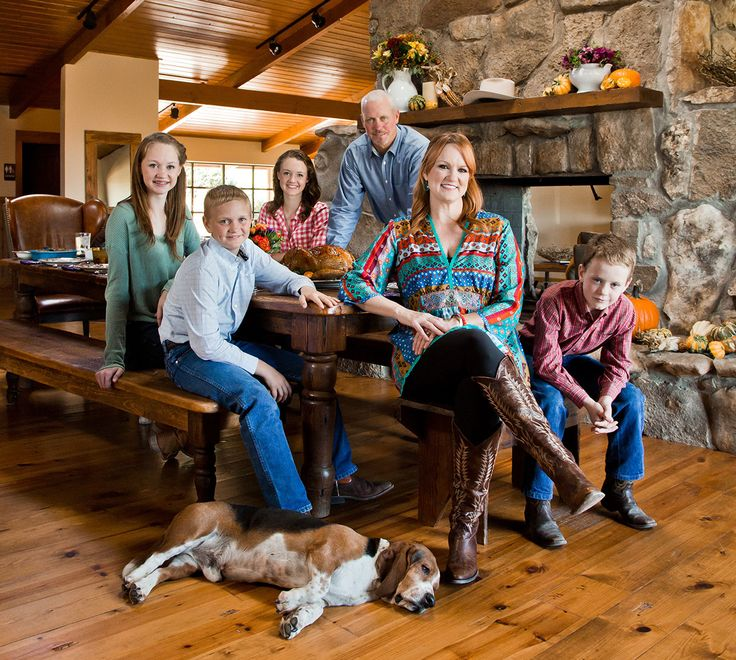 Home on the Range: Thanksgiving with Ree Drummond