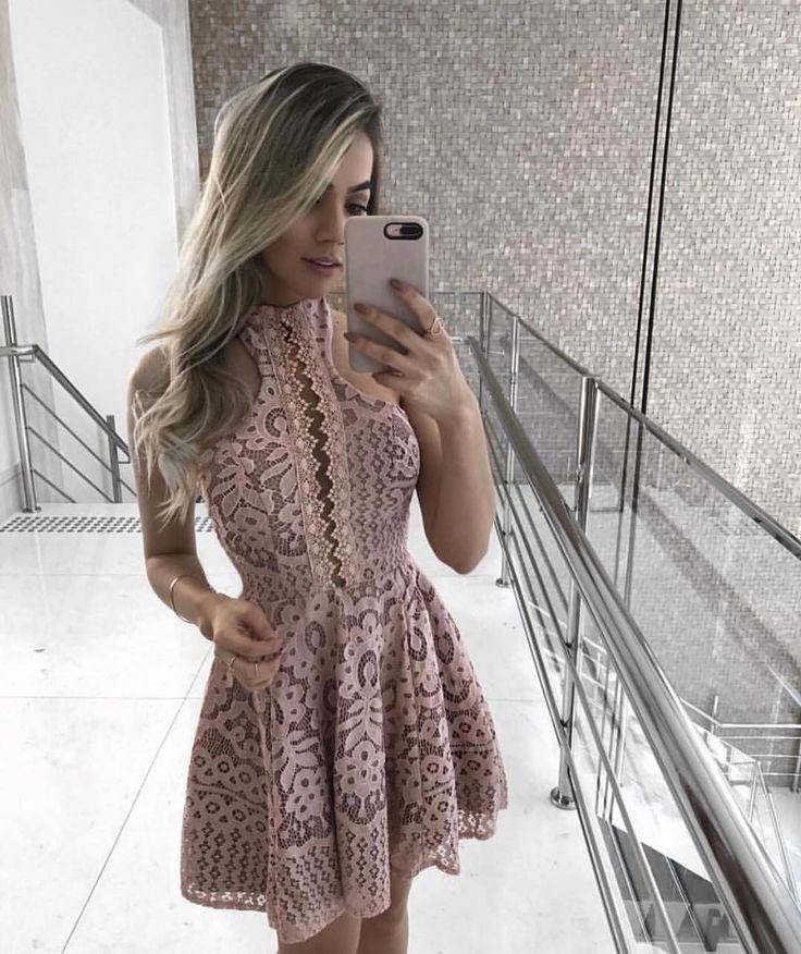 """2,079 curtidas, 14 comentários - Moda Para Meninas (@modaparameninas) no Instagram: """"In love com esse vestido 💗 Disponível no site: www.modaparameninasloja.com.br ✨ Entrega grátis para…"""""""
