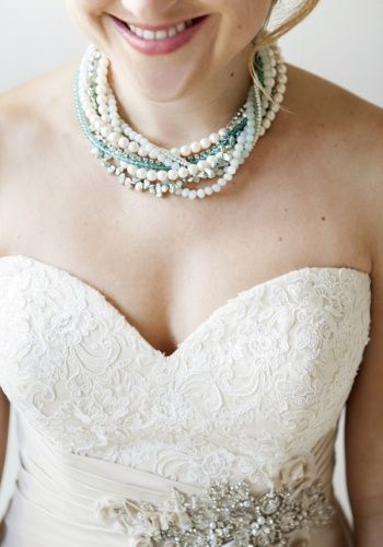 DIY Statement Necklace by Jen Carreiro