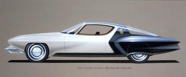Buick Riviera Concept Rendering