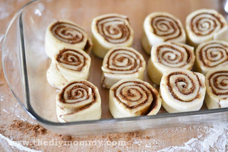 Bake the Best Cinnamon Buns Ever (A Clone of a Cinnabon Recipe) | The DIY Mommy