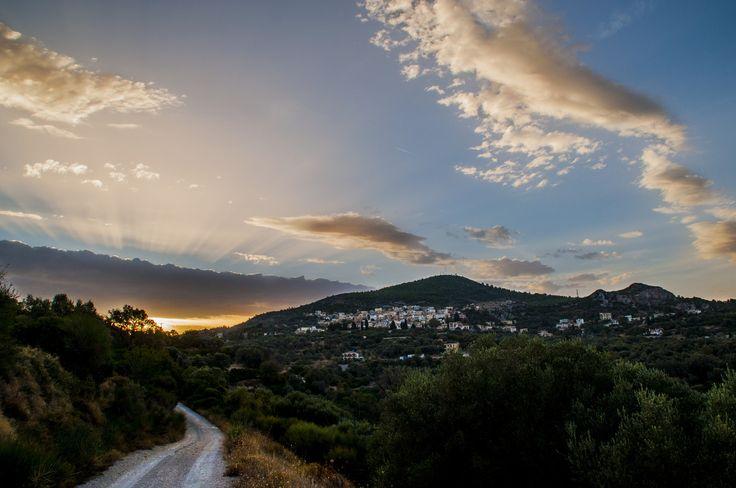 Tholopotami Chios, Greece By P.Mavrakis