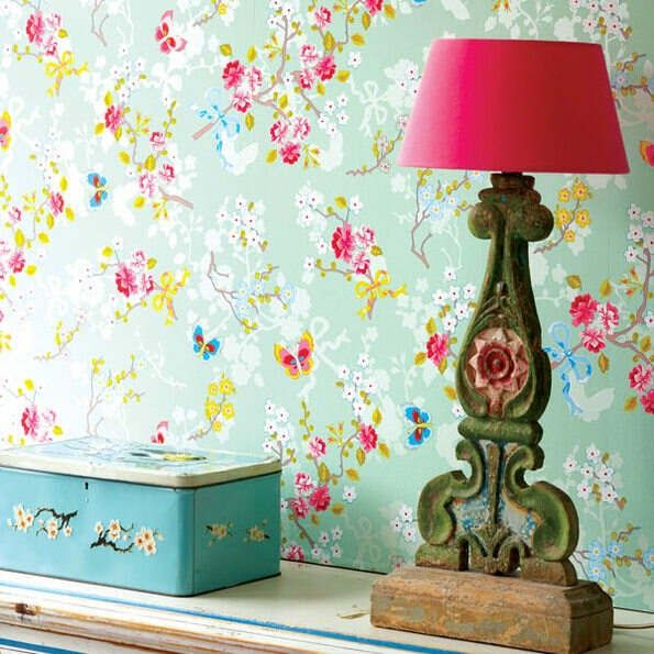 Room Love: Eijffinger Wallpaper