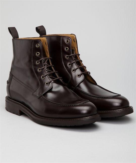 berwick 1707 dean 274 dark brown skor – Skor online - Lester Skor Online