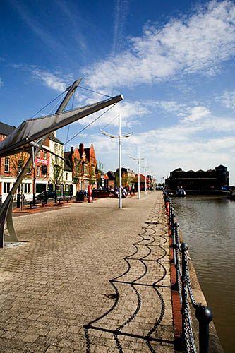 Hull Marina, Kingston Upon Hull, East Yorkshire