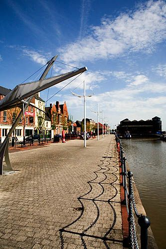 Hull Marina, Kingston Upon Hull, East Yorkshire