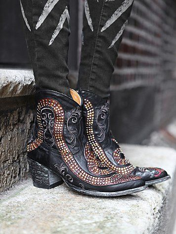 Spirit Ranch Boot  Old Gringo