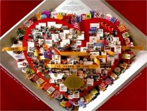 Southwest Airlines 25 years of LUV