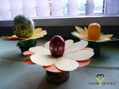 Kreatív tavasz: Tavaszi tojásvirág    http://www.hobbycenter.hu/Evszakok/tavaszi-tojasvirag.html#axzz2LcbHEtGO