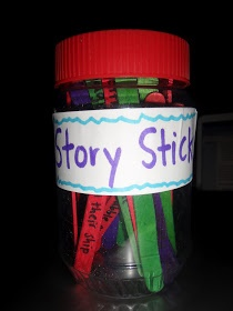 The Fabulous First Grade: Student Story Ideas!  Could use during Guided Reading for students to answer questions about the story (generic questions) about setting, characters, etc.  Could also be used for buddy reading!