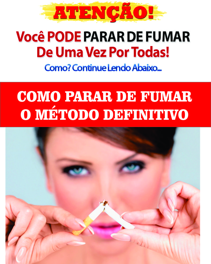 Como Parar de Fumar? http://comopararfumar.com/