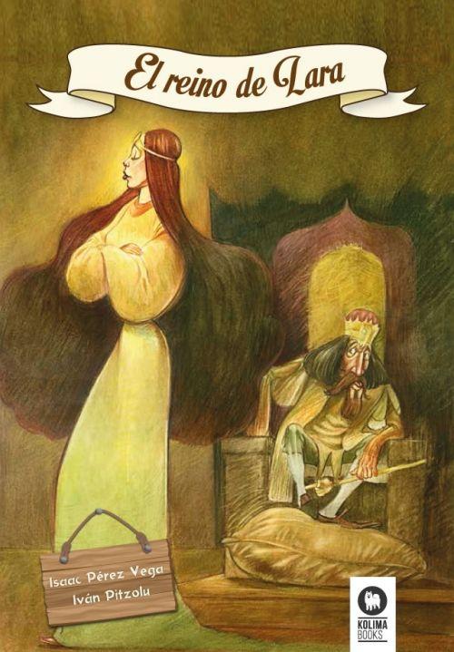 (Ebook/Papel). Un maravilloso cuento medieval que trata del triunfo de la inteligencia sobre la fuerza con extraordinarias ilustraciones de Iván Pitzolu.