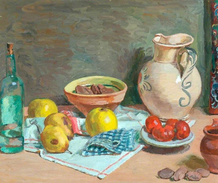 Still Life by Vanessa Bell  1933