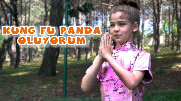Isabella Damla Güvenilir (Elif Dizisi) Pokito'nun bu eğlenceli ve eğitici çocuk videosunda Kung Fu Panda oluyor!   #surpriseegg #kindersurprise #kinder #kungfupanda #elif #isabelladamlagüvenilir