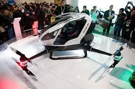 Taxi drone is definitely the start of something significant in the transportation industry, providing what other transportation means can't. A fast arrival at the desired destination, time saving, comfortable traveling, and a clean environment,