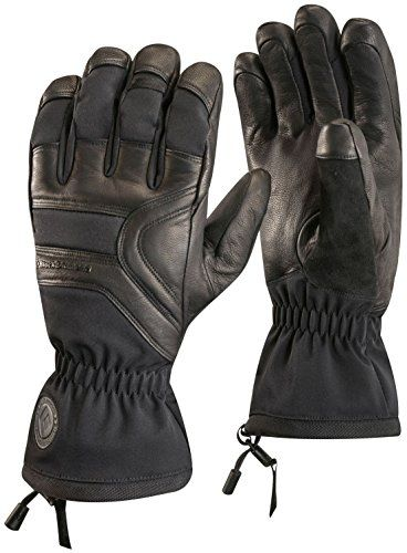 Black Diamond Patrol Skiing Gloves Black XSmall >>> You can find more details by visiting the image link. (Amazon affiliate link)