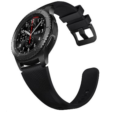 Samsung Gear S3 Frontier Black SM-R760- ElectroStudio
