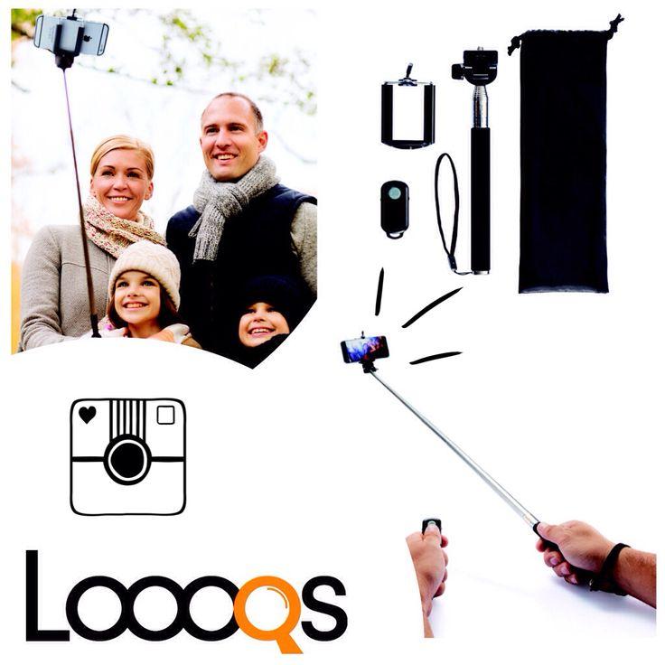 Loooqs Selfie Stick
