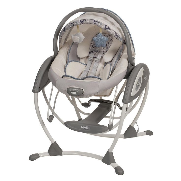 Quot Mini Quot Swing And Bouncer Graco Glider Elite Swing