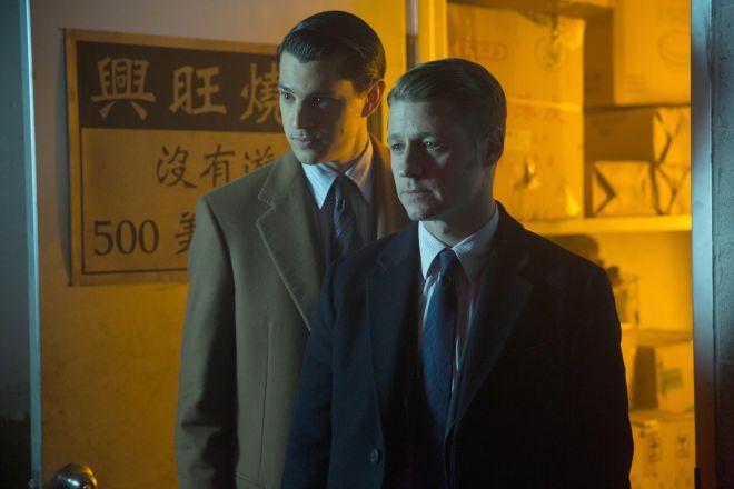 #Gotham: Gordon e Bruce tomam decisões difíceis