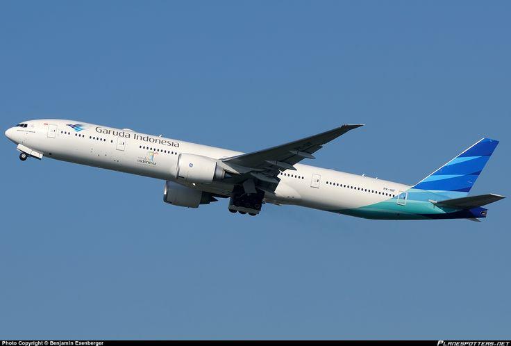 PK-GIF Garuda Indonesia Boeing 777-3U3(ER)
