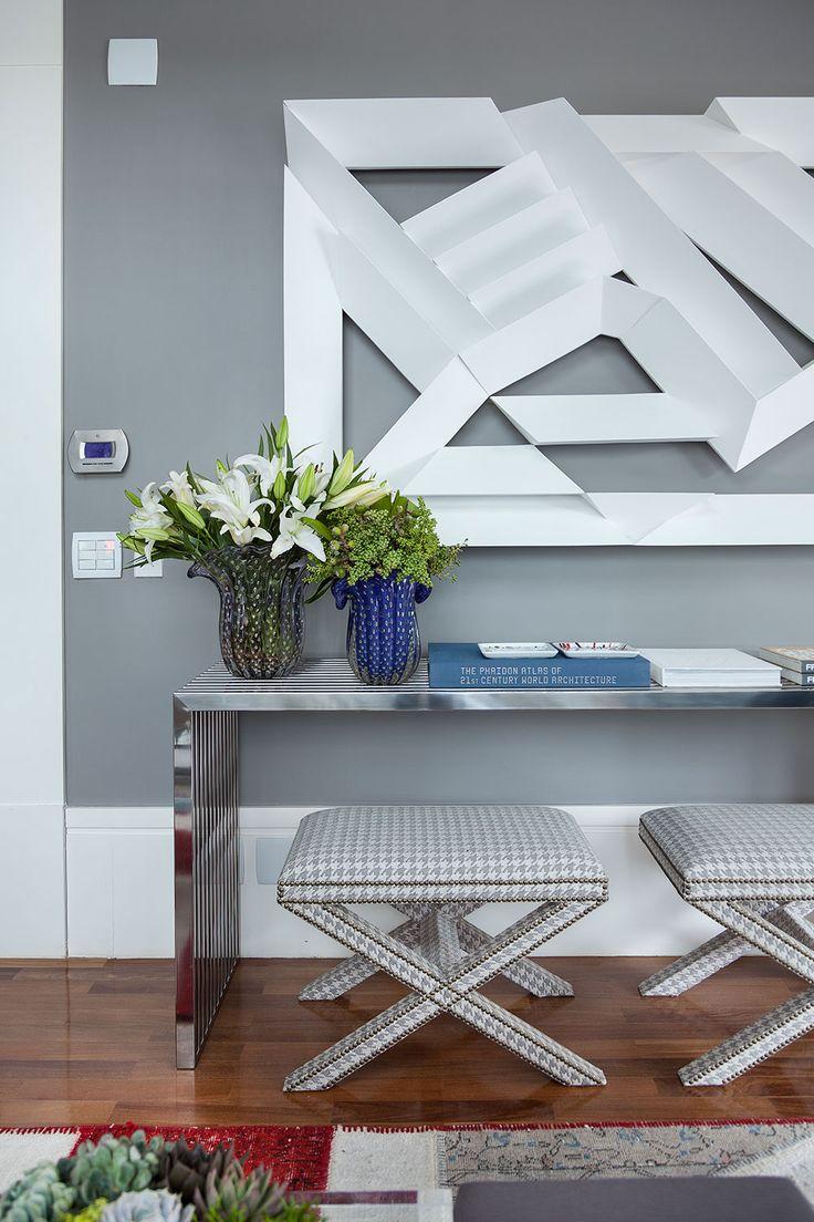 Aparador por Triplex arquitetura Adriana Helu 6