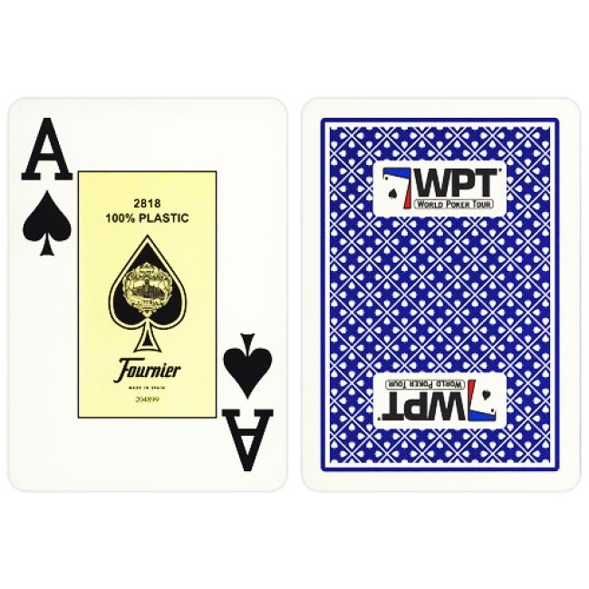 De WPT is één van de meest erkende namen op de internationaal televisie, op internet en mobiel met live poker events. Sinds 2002 heeft de World Poker Tour voor een wereldwijde poker boom gezorgd. Door de innovatieve camera opstelling is het net of je als kijker zelf aan de televisie tafel zit.