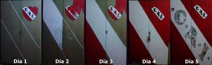 Ropero Independiente #Diseño #Independiente #Intervencin #arte #CAI #Pintura