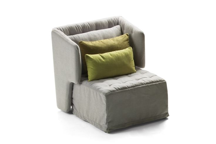 Dorsey armchair bed side backrest