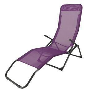 interesting bain de soleil amanaya x x h cm marron taupe. Black Bedroom Furniture Sets. Home Design Ideas