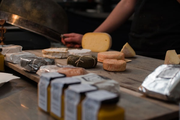Bruny Island Cheese - Nothing better with some delicious West Australian wine!