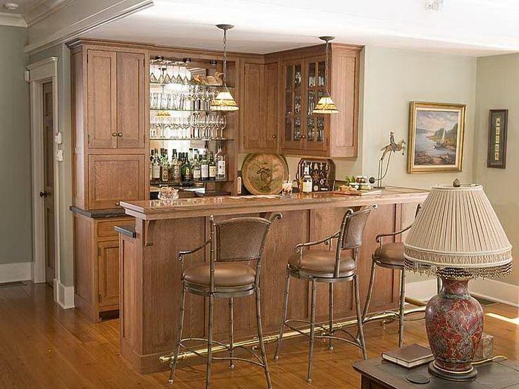Custom Home Bars Designs | Custom Home Bar Ideas
