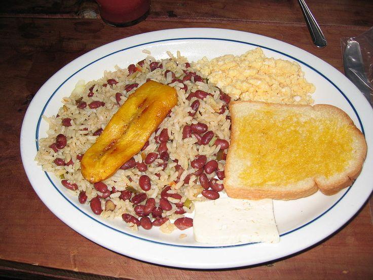 Costa Rican Cuisine - Delicious Breakfast - http://www.bubblews.com/news/4485504